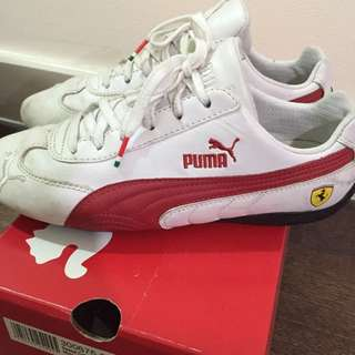 Puma Ferrari Men's 8 Shoes