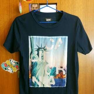IZZUE 自由女神 t-shirt