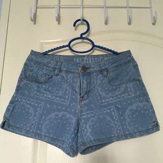 Cotton On Class Mid Rise Shorts