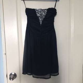 Bonito sequin tube dress