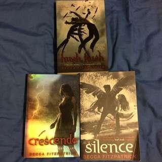 Hush Hush Trilogy