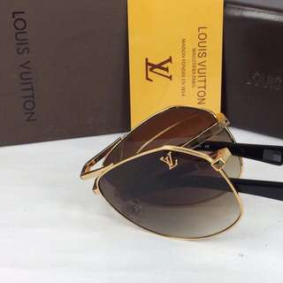 LV Foldable Sunglasses