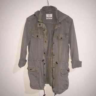 Army Green Jacket (Size S)
