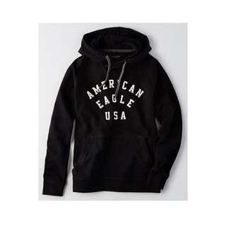🎉現貨 American Eagle Graphic Pullover Hoodie