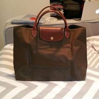 Long Champ Le Pliage Foldable Bag