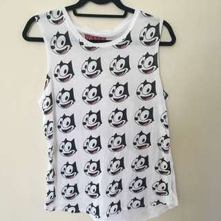 Felixstowe The Cat Shirt