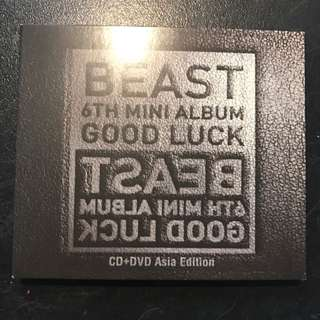 BEAST Good Luck Album