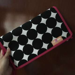 SNUGBABY Diaper Clutch