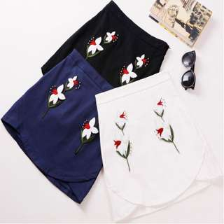 [PO] A Line Side Curve Skirt