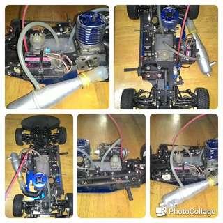 RC Nitro Engine gas