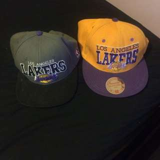 NBA LA Lakers Snapbacks