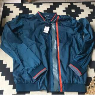 Men's Asics Jacket