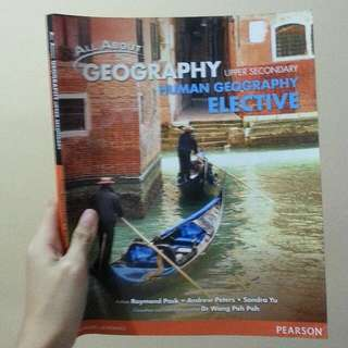 all about geography human geography elective