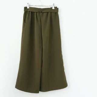 全新 冬季寬褲💡