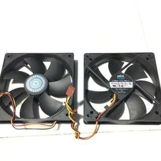 Cooler Master 120mm PC Casing Fan x2