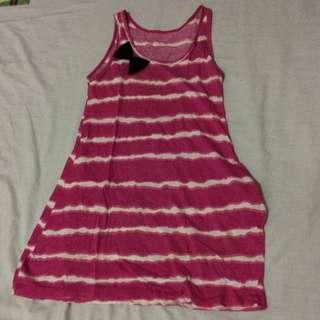 Mini Dress/long Blouse