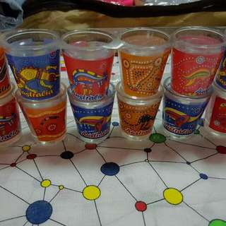 BN Shot Glass Australia