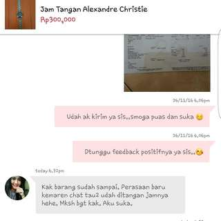 Testi - My Luvly Customer 😙