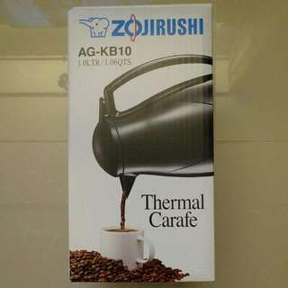 Zojirushi Thermal Carafe AG-KB10 (Black)