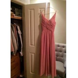 Ball Dress - Subtle Pink