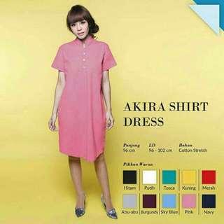 Akira Shirt Dress