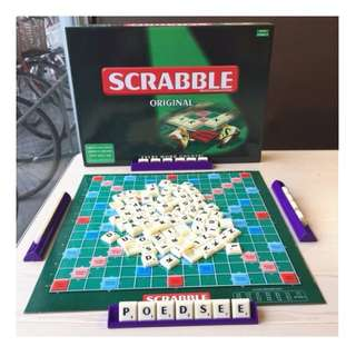 BN : Scrabble Original (Pre Order)
