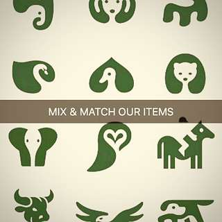MIX & MATCH OUR ITEMS