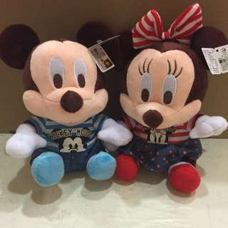 米奇米妮 Mickey & Minnie