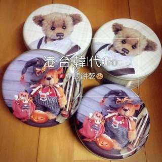 🇭🇰香港限定|小熊餅乾🍪
