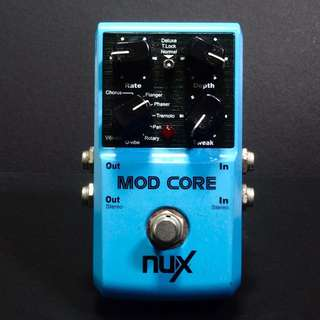 Nux Mod Core (Pending for morbid_angel)