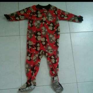BNWOT OVERRUN Carter Kiddy Sleepwear