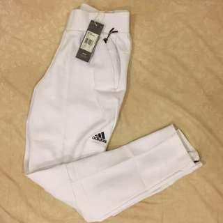 🔥🔥Adidas Z.N.E 女版s號 白褲
