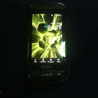 Pantech Mobile phone from US