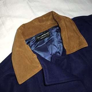 American Apparel Coat (Blue)