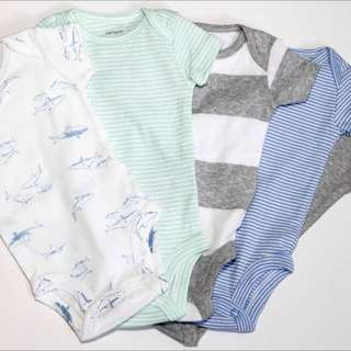 Carters Onesies for Boys