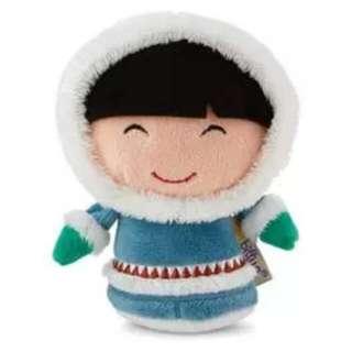 Hallmark Itty Bittys Frosty Friends