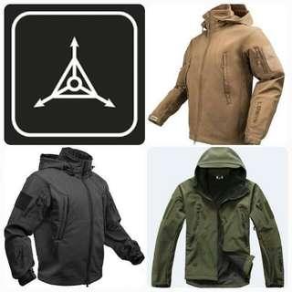 Jacket Men's Tactical Hoodie