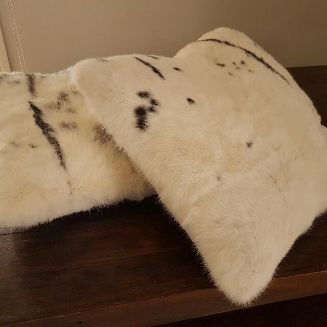 2 X Super Soft Cushions
