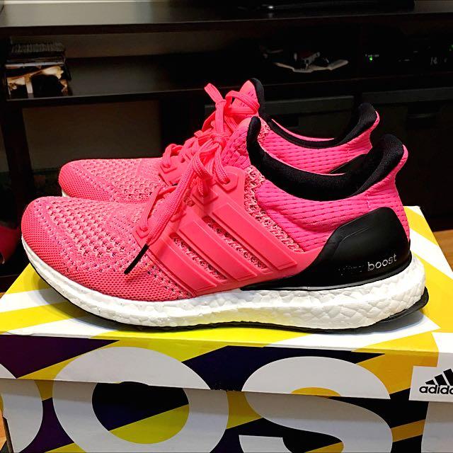 adidas_ultra Boost 跑鞋