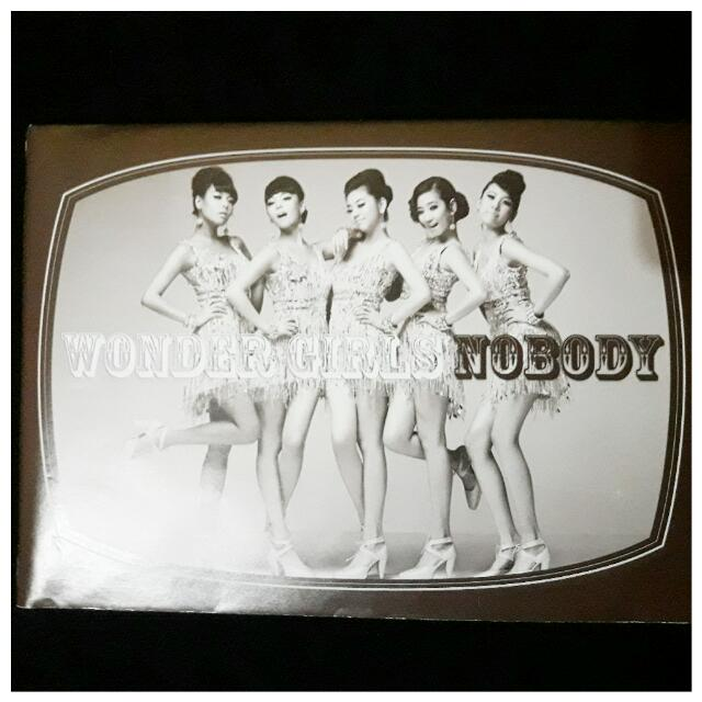 album wonder girls