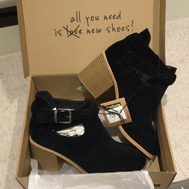 Ankle Boot From factorie - Brand New In The Box