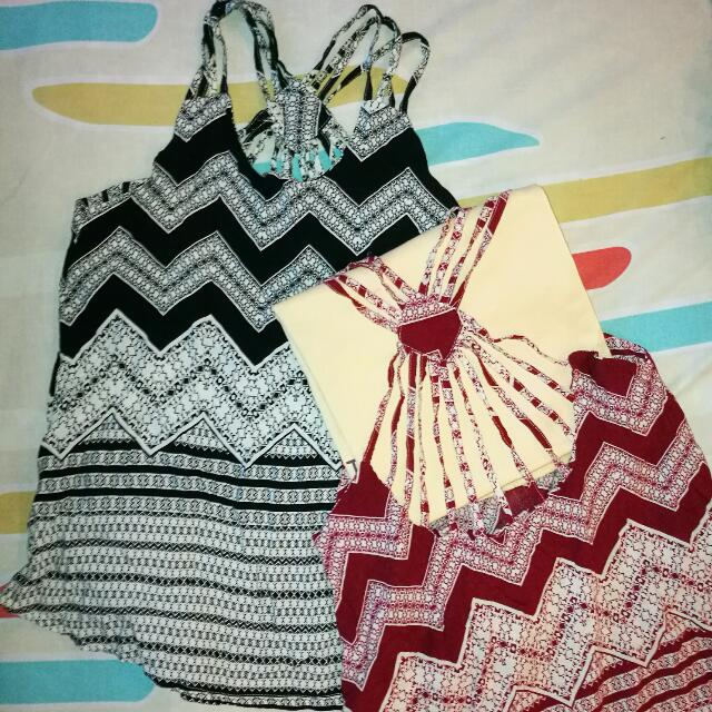 2 For 250 Astec Halter Top