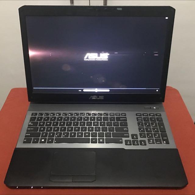 Asus G75VX Gaming Laptop