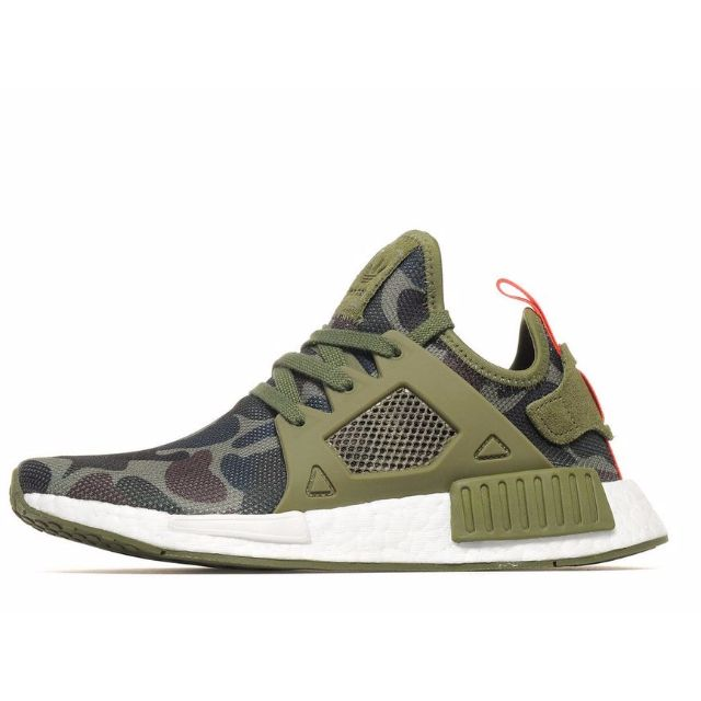 Adidas Nmd Xr1 Grey Grey Solar Red His Trainers Nmd R1