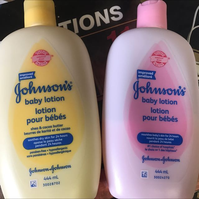 Baby Lotion Johnson's