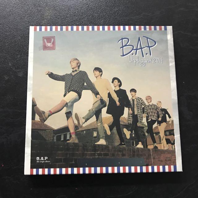 BAP 2014 Unplugged Album