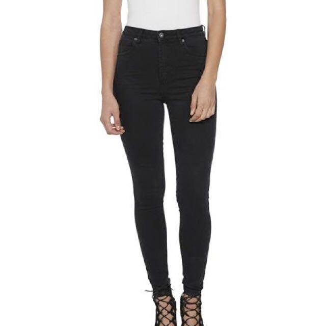 Bardot High Waist Jeans