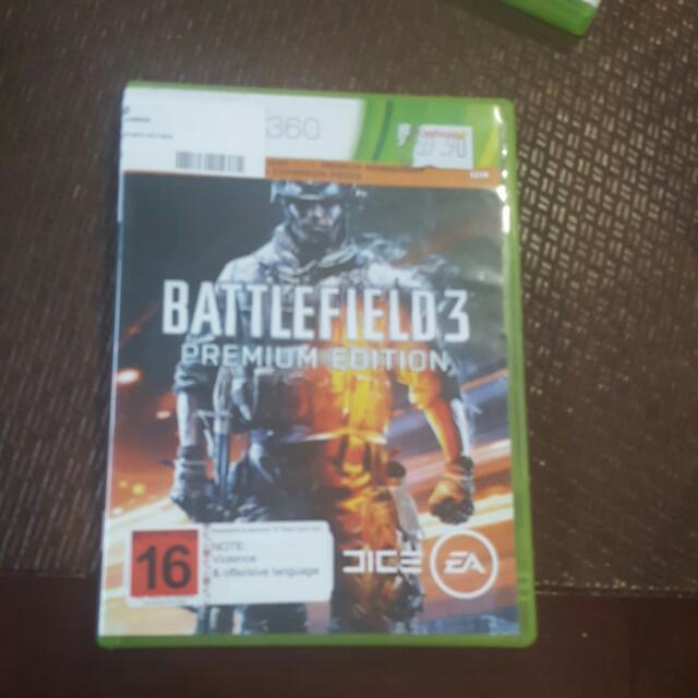 Battlefield 3 Premium Condition