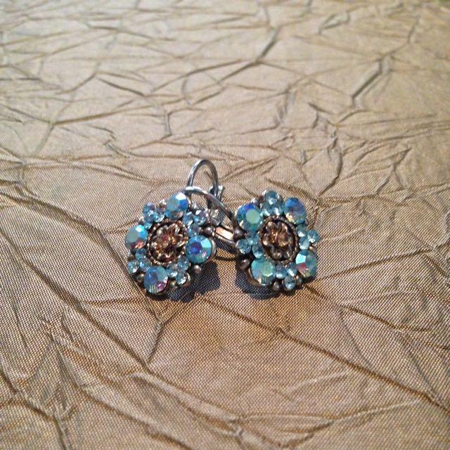 Beautiful Blue Earrings!