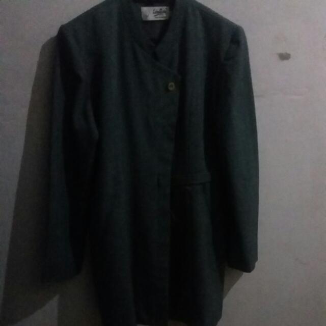 👗blezer green